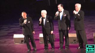 Moments to Remember - The Four Lads Live in Livermore CA.
