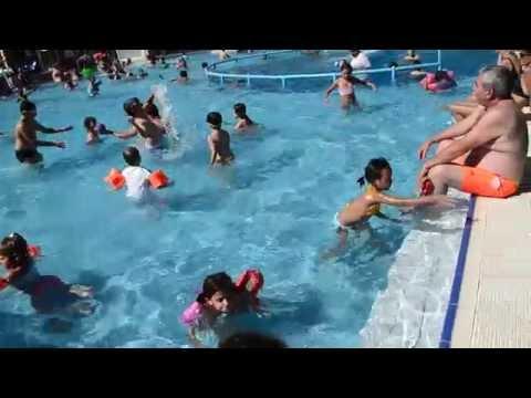 emek refaim swimming!! 070514