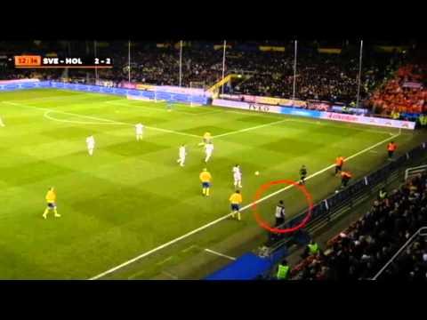 bollkallen som tog Sverige till EM 2012 - David Weinefelt