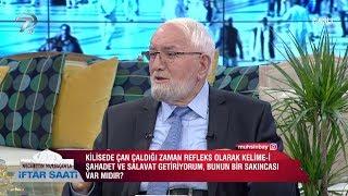 Necmettin Nursaçan'la İftar Saati - 24 Mayıs 2018
