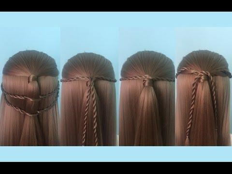 AnaTran - 4 kiểu tóc đi chơi đơn giản dể làm