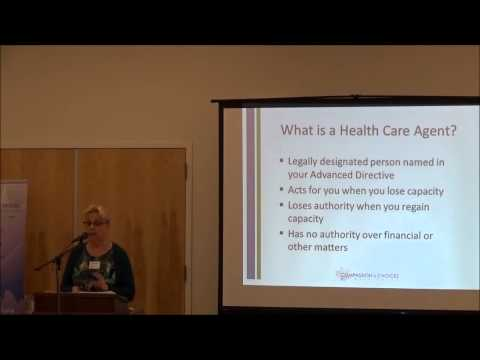 Advance Planning Seminar, Part 2: Advance Directive