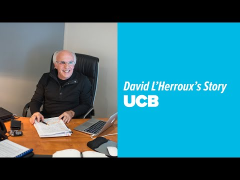 Stories: David L'Herroux's (UCB UK, CEO) | UCB