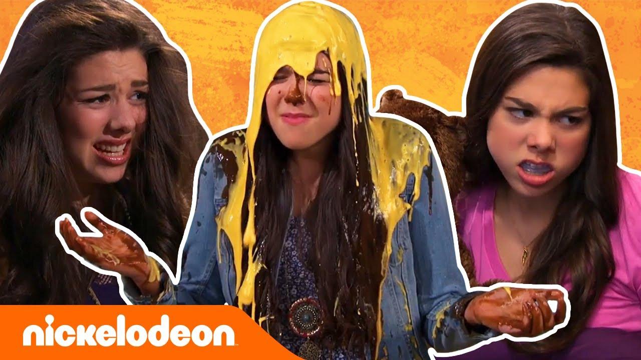 Грозная семейка | 8 самых неловких моментов с Фиби | Nickelodeon Россия