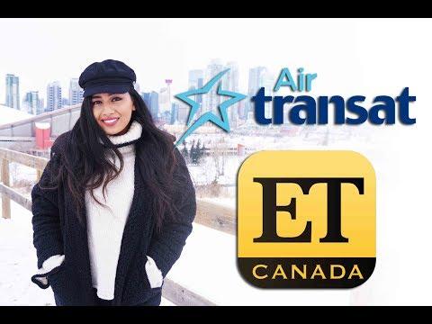 Nisha Johny: Travel & Tell w/ ET Canada and Air Transat Audition