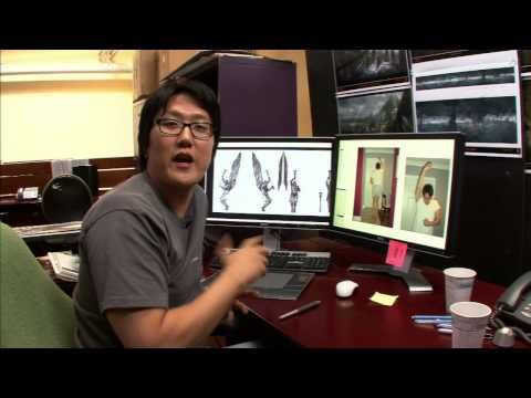 God of War 3 Bonus Features - Visual Development [SCE Santa Monica Studio Development Diary]