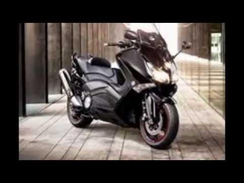 Yamaha Motorcycles,yamaha Tmax Scooter 530cc New 2015   YouTube