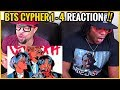 BTS CYPHER 1-4 REACTION! | He's a GREAT Rapper BUT This Is BTS!!