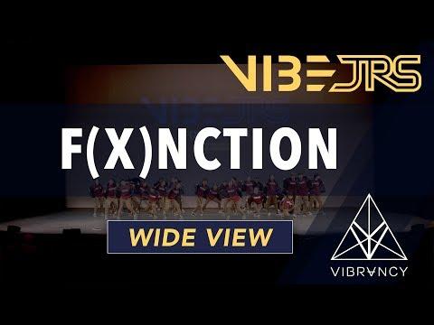 F(x)nction   Vibe Jrs 2020 [@VIBRVNCY 4K]