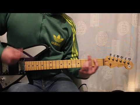 TODAY Smashing Pumpkins Guitar Cover HD