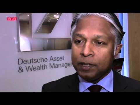 Asoka Wöhrmann, Co-CIO Deutsche Asset and Wealth Management