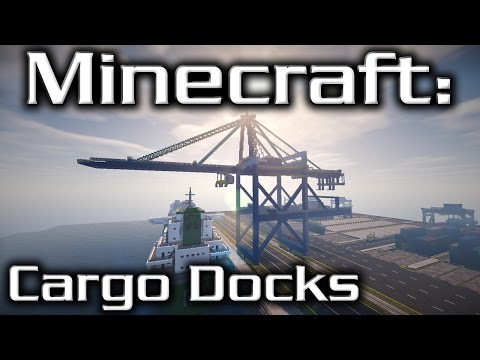 Let's Build: Cargo Docks Ep7 - STS Gantry Crane (Part 2/3)