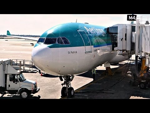 Flight Report | Aer Lingus Airbus A330 Economy Class Dublin To Chicago