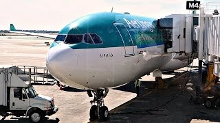 Flight Report | Aer Lingus Airbus A330 Economy Class Dublin To Chicago thumbnail