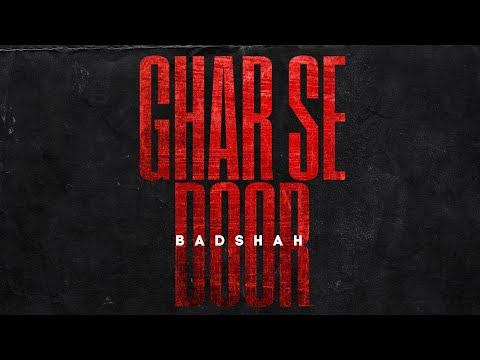 BADSHAH – GHAR SE DOOR (Official Lyrical Video) | The Power of Dreams of a Kid
