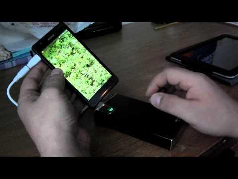 Универсальное ЗУ-аккумулятор HIPER Power Bank MP15000