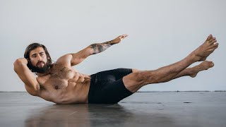 10 Minute At Home Core Workout with Patrick Beach