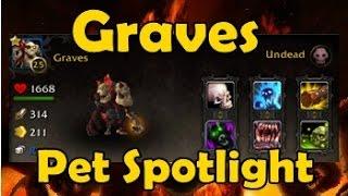 Pet Spotlight - Graves