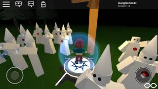 Do not go to a roblox server call CCC