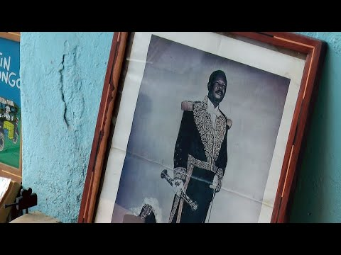 The remains of Central African Republic's imperial past