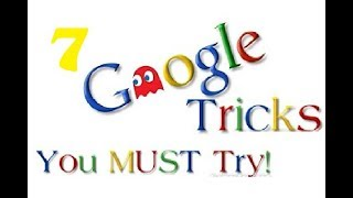 7 Google Hidden Tricks You Need To Try!! Google 2018 Tricks for Free!