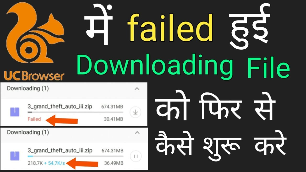 how to download a failed- forbidden file