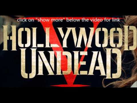 "Hollywood Undead debut new song ""California Dreaming"" off album ""V"" + tour!"