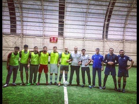 Əhmədli All stars friendly match 11/11/2017