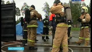 Как пожарных учат не бояться огня и сверхвысоких температур