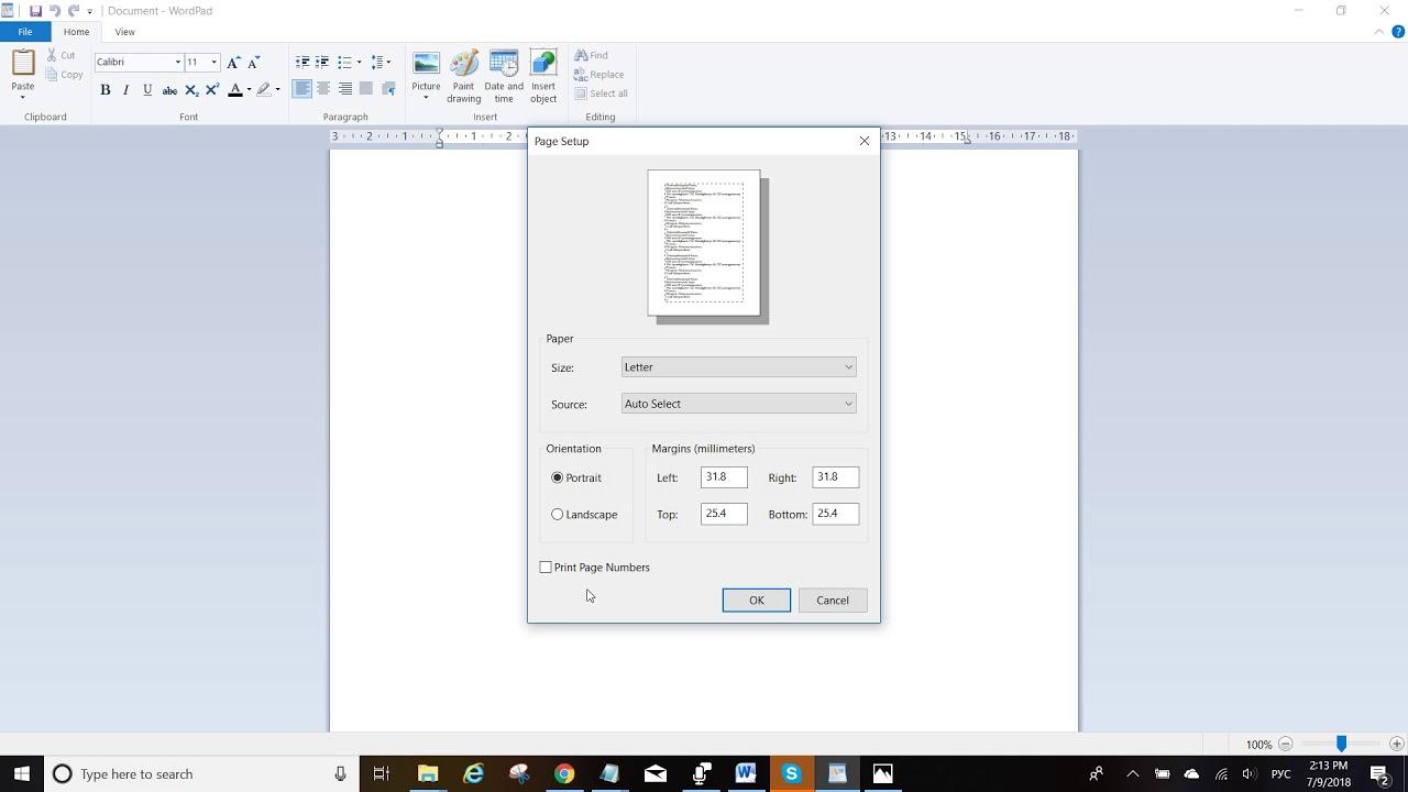 Как сделать презентацию в wordpad фото 522