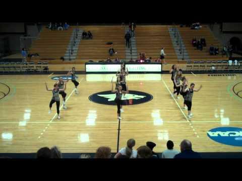 Gordon College Dance Team Jazz Mix 2-8-11