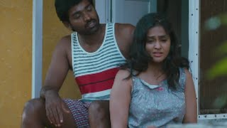 Remya Nambeesan Angry On Vijay Sethupathi - Pizza (2012)Tamil Movie Scene