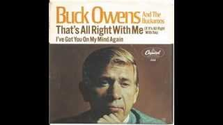 Watch Buck Owens Ive Got You On My Mind Again video