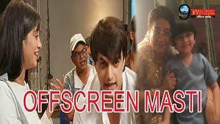 YRKKH: Shivangi joshi-Mohsin Khan की Offscreen Masti देखकर Fans हुए हैरान, सामने आई ये Pictures…