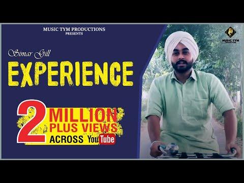 Experiences | Full Video | SIMAR GILL | Latest Punjabi Songs 2019 | New Punjabi songs 2019