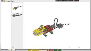 lego wedo robotics  ДЮТТ Урок №1