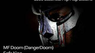MF Doom (DangerDoom) - Sofa King - #441 - 1000 Essential Hip Hop Listens