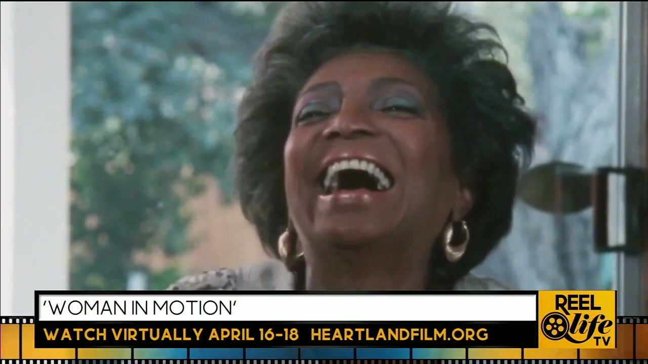 Woman in Motion features 'Star Trek' star's accomplishments