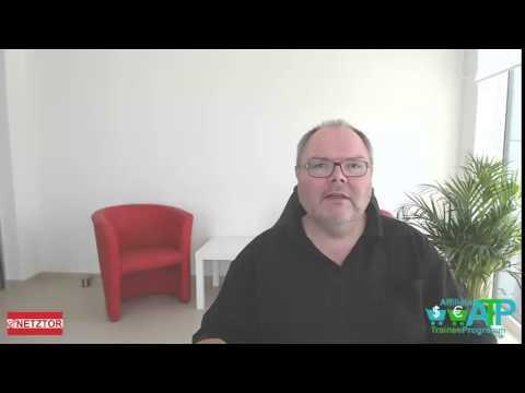 Geld verdienen Partnerprogramme Begrüßungsvideo ATP Step-By-Step Affiliate-Master #atp