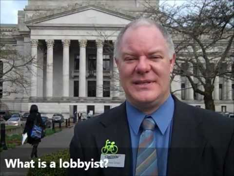 A Day in the Life of a Lobbyist