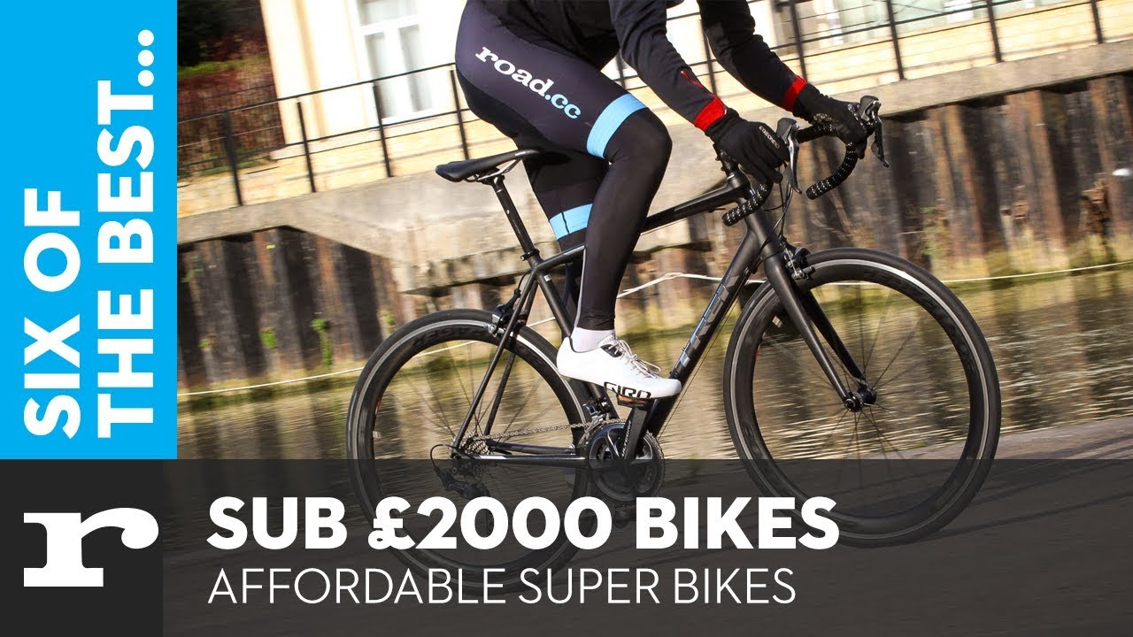 Six of the best sub £2000 bikes - Affordable superbikes