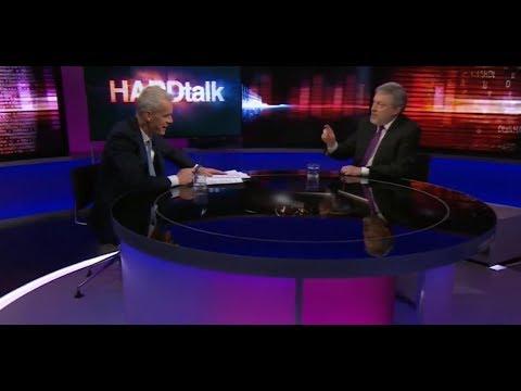 Grigory Yavlinsky in HARDtalk on BBC World News. May 2019