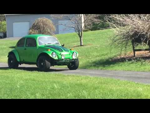 1970 VW Baja Beetle