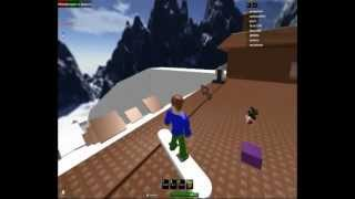 SSX experience ROBLOX