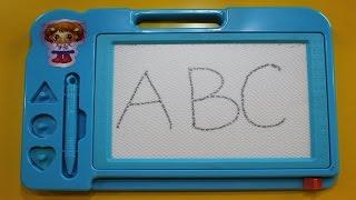 Learn Alphabet for Children | The Surprise For Kids