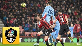 Jay Rodriguez Gives Burnley A Late Lead V. Bournemouth   Premier League   Nbc Sports