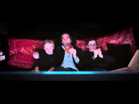 20,000 Days on Earth. Nick Cave and his sons Arthur and Earle.