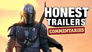 Honest Trailers Commentary | The Mandalorian