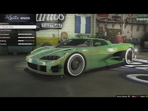 how to get spy car in gta 5