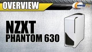 Newegg TV: NZXT Phantom 630 Computer Case Overview